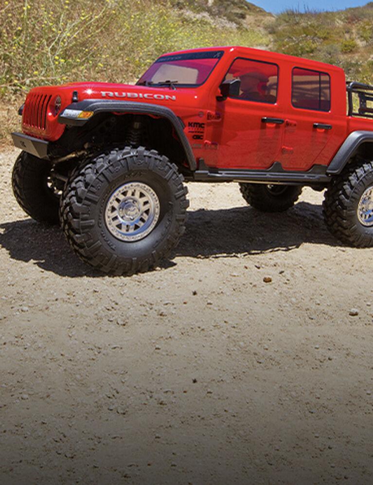 1/10 SCX10 III Jeep JT Gladiator RTR
