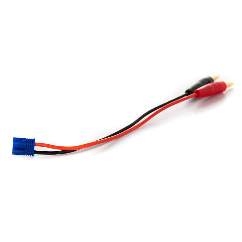 Adapter  EC2 Device Banana Plugs (4mm)