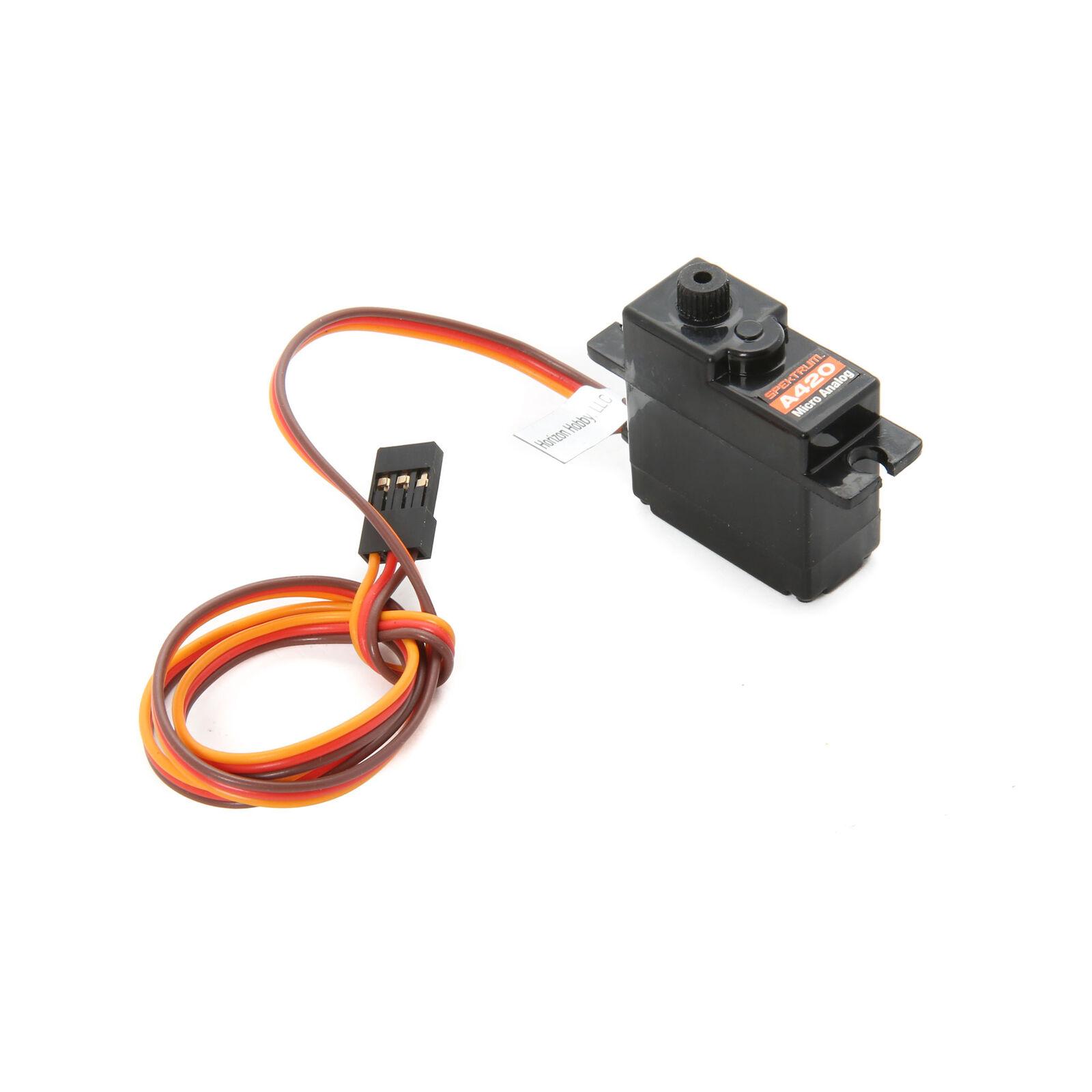 Servo 17g analogique (câble 400mm)