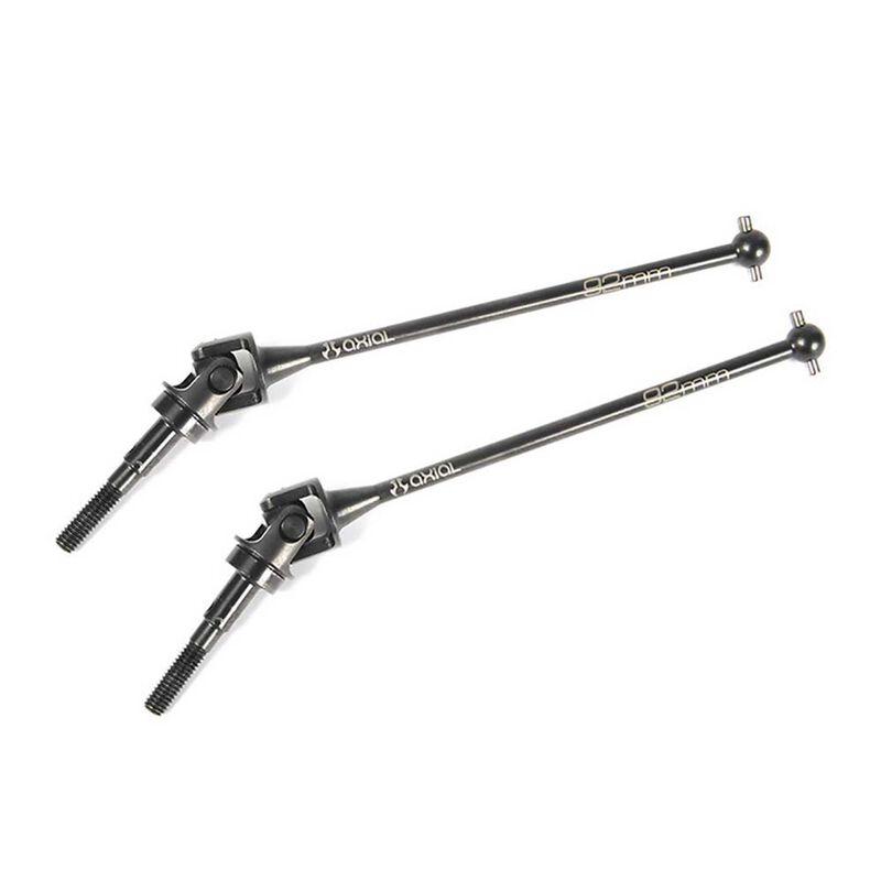 Universal Axle Set 92mm Yeti 380 & Exo (2)