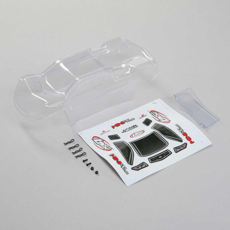 Body, Clear: Mini-T 2.0