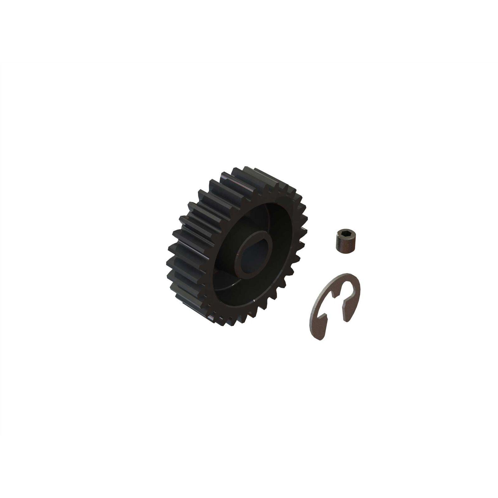30T Mod1 Safe-D8 Pinion Gear