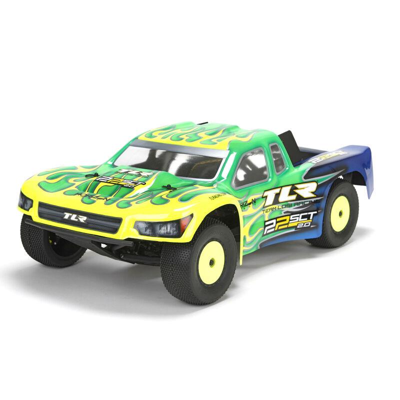 1/10 22SCT 2.0 2WD Short Course Truck Race Kit