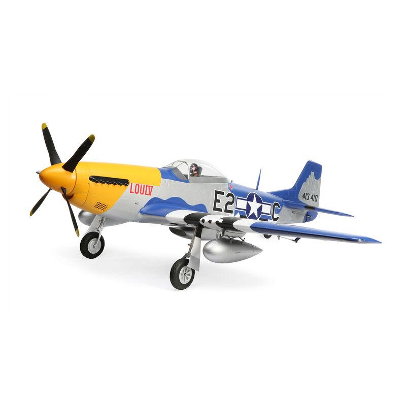 P-51D Mustang 1.5m Smart PNP