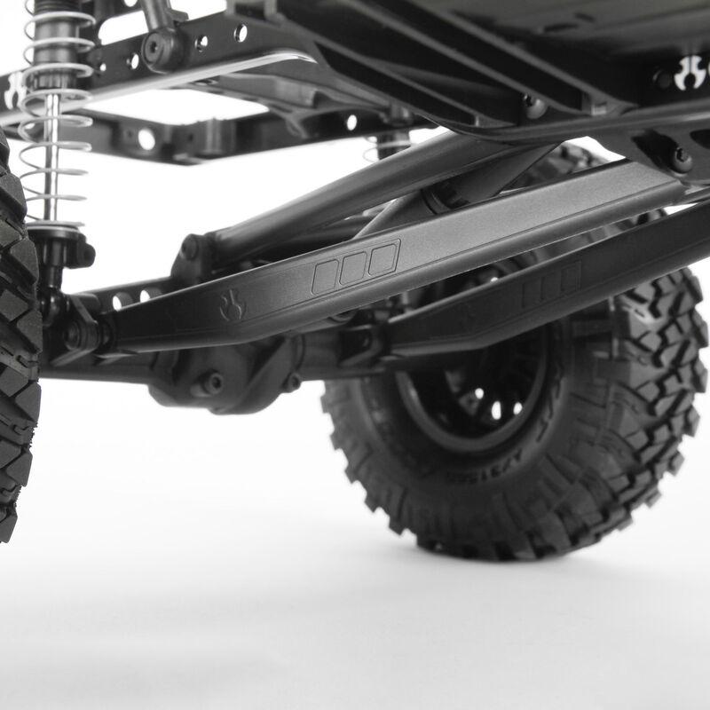 1/10 SCX10 II Deadbolt 4WD Brushed RTR