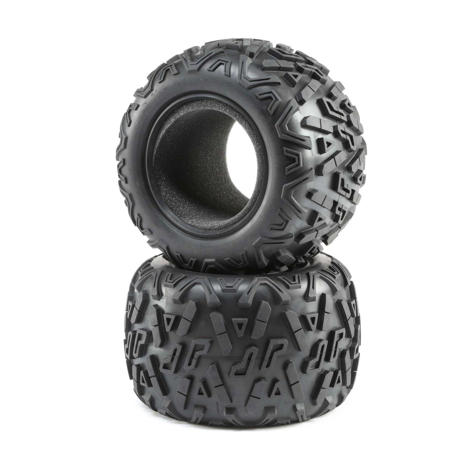 Tire, SBR 40: LST 3XL-E