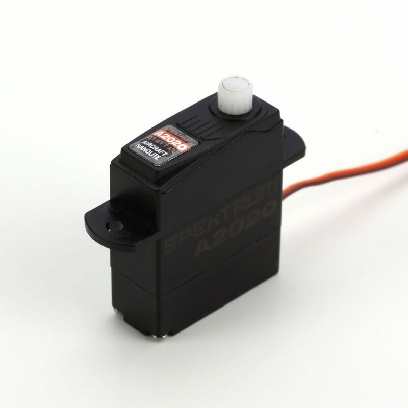 A2020 Thin Digital Nanolite Aircraft Wing Servo