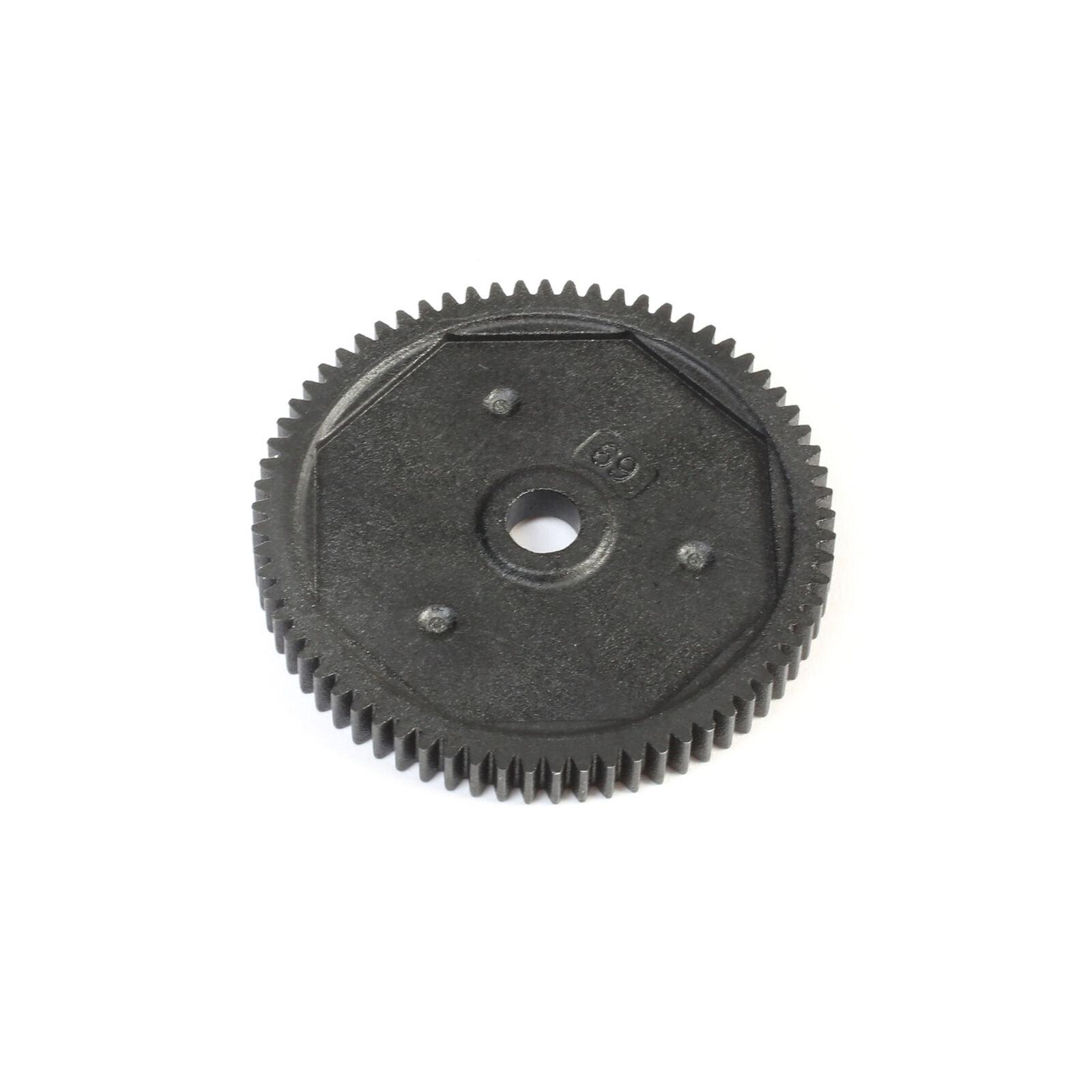 69T Spur Gear, SHDS, 48P