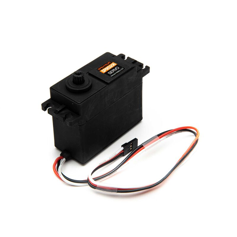 S906 1/5 Scale Waterproof Surface Servo: DBXL-E