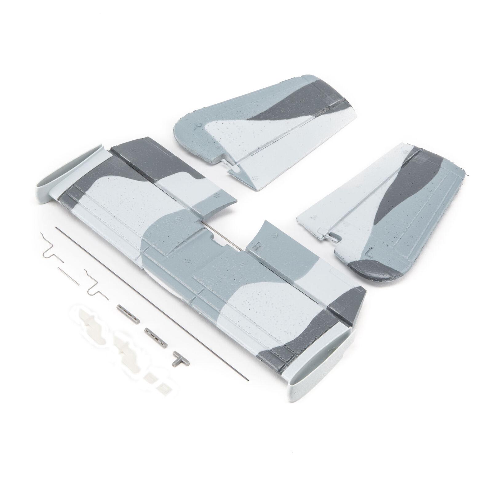 E-flite Heckset: UMX A-10 BL