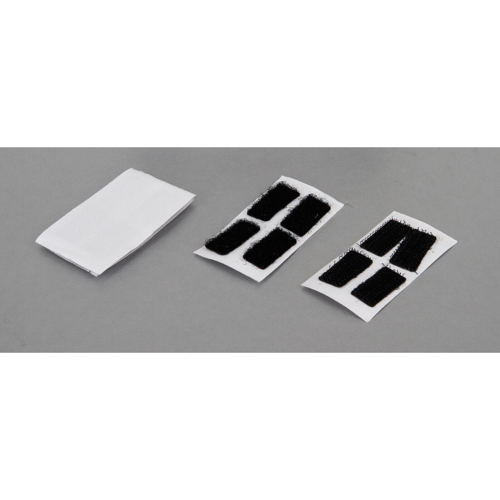 Hook and Loop Body Mounting, 10 x 20mm: (8)