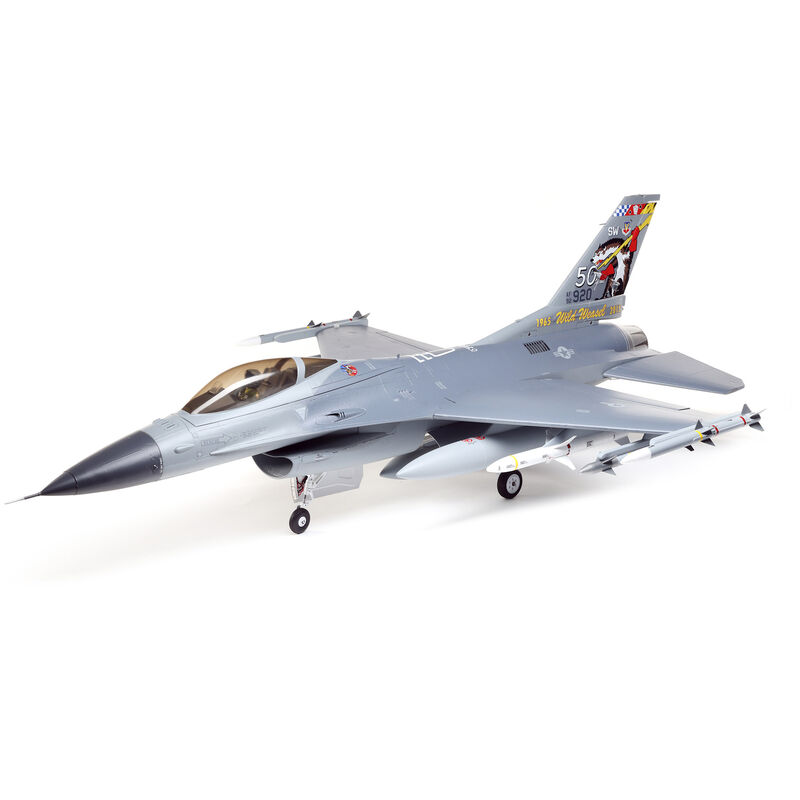 F-16 Falcon 80mm EDF Smart BNF Basic with SAFE Select