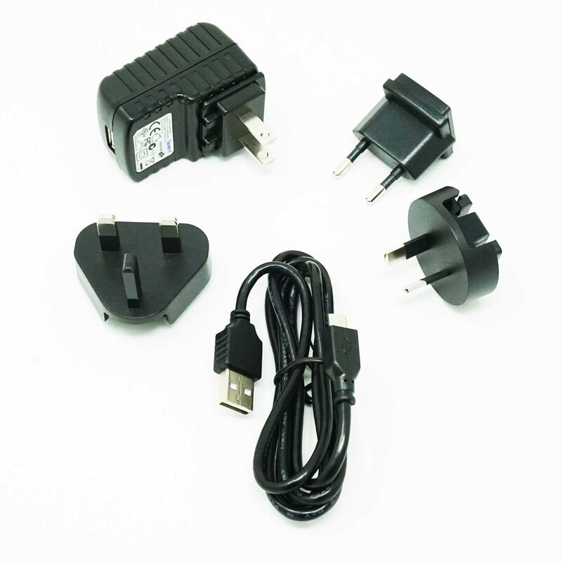 International and Domestic Air Transmitter AC Adapter: iX12