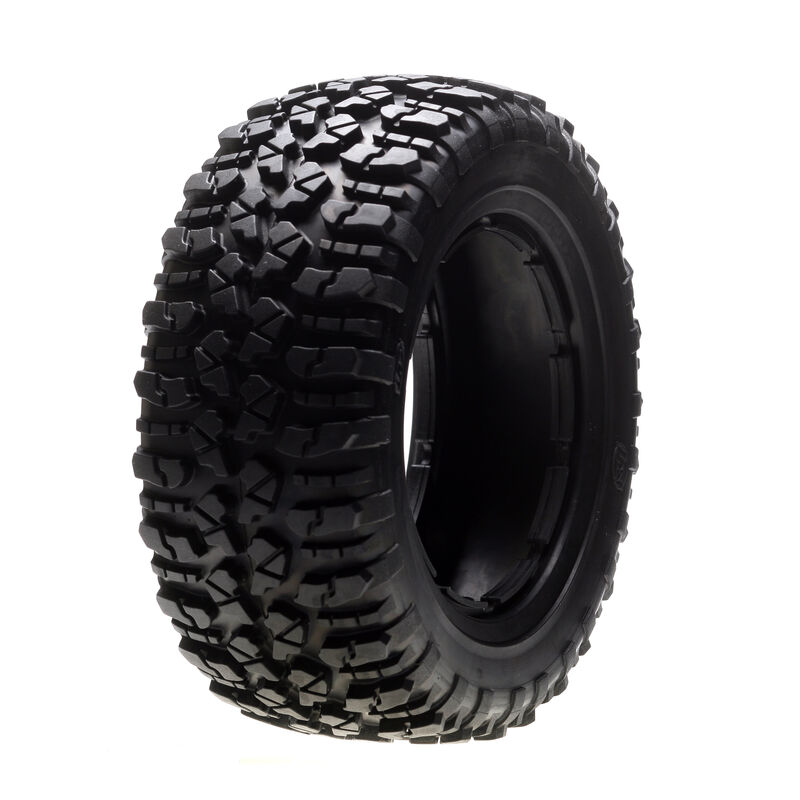 1/5 Nomad Left & Right 4.75 Firm Tire (2): 5IVE-T