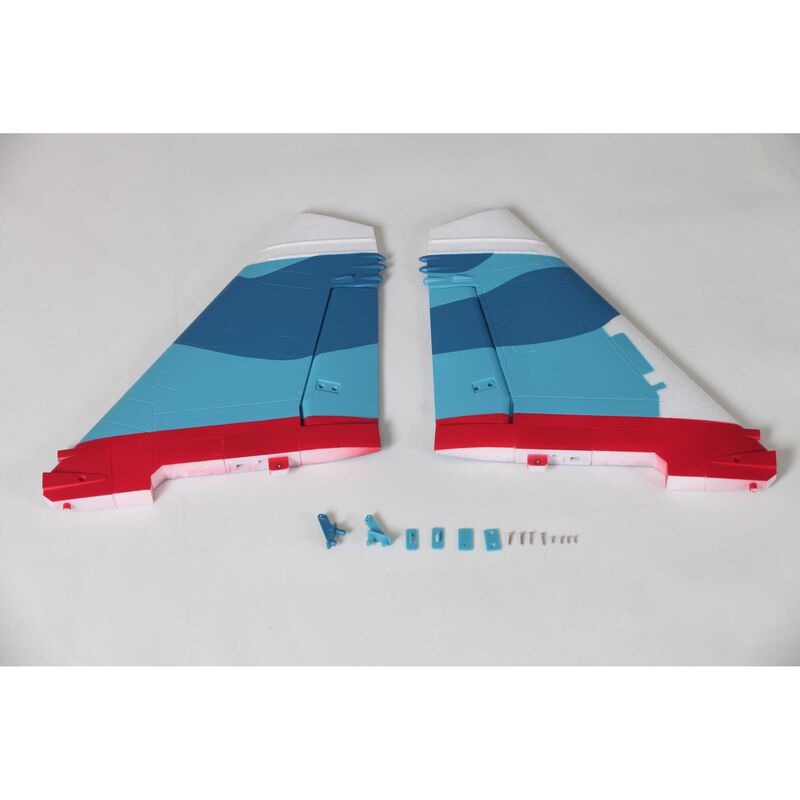 Vertical Stabilizer Set: Su-30 70mm EDF