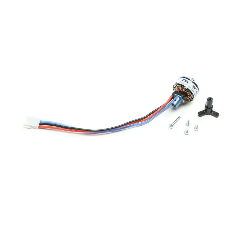 BL180 Brushless Outrunner 100mm lead, 3600kV