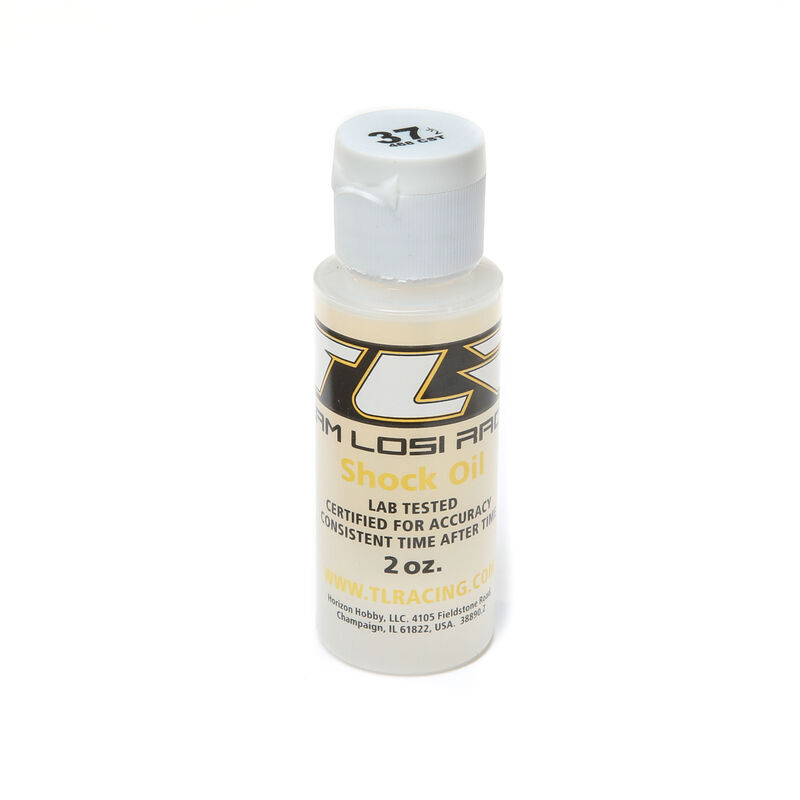 Silicone Shock Oil, 37.5wt, 2oz