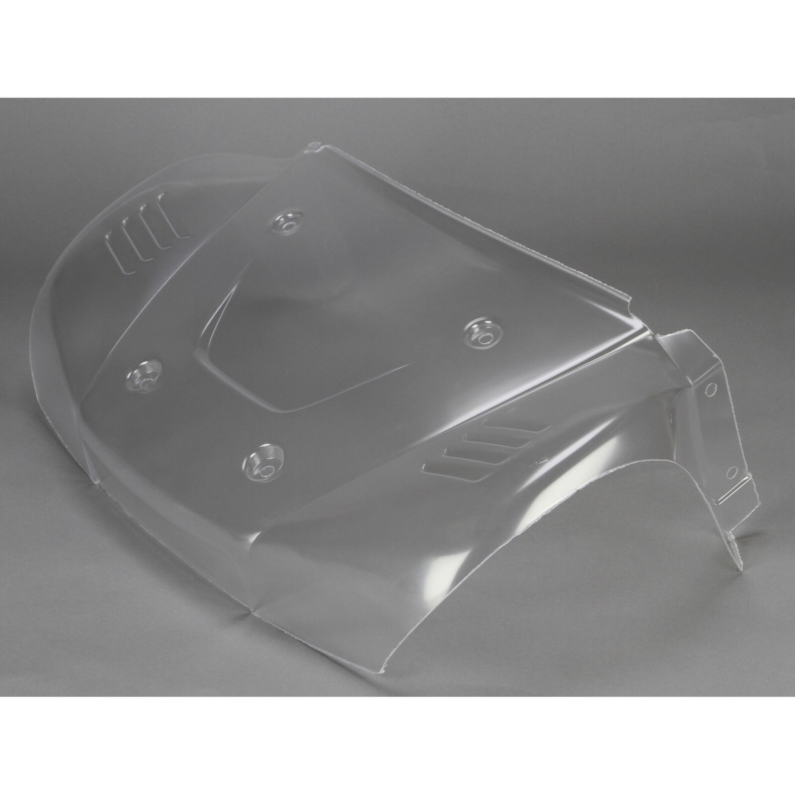 1/5 Clear Body, Hood & Front Fenders Section: 5IVE-T