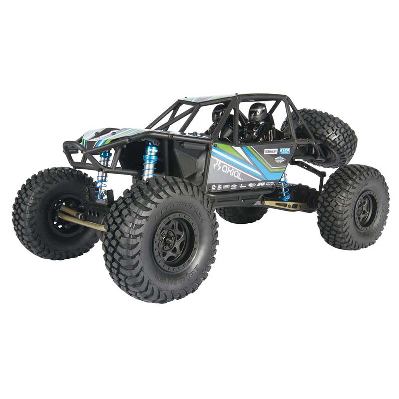 1/10 RR10 Bomber 4WD Rock Racer Kit