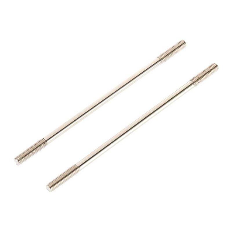Steel Links M4x92mm SCX10 II (2)
