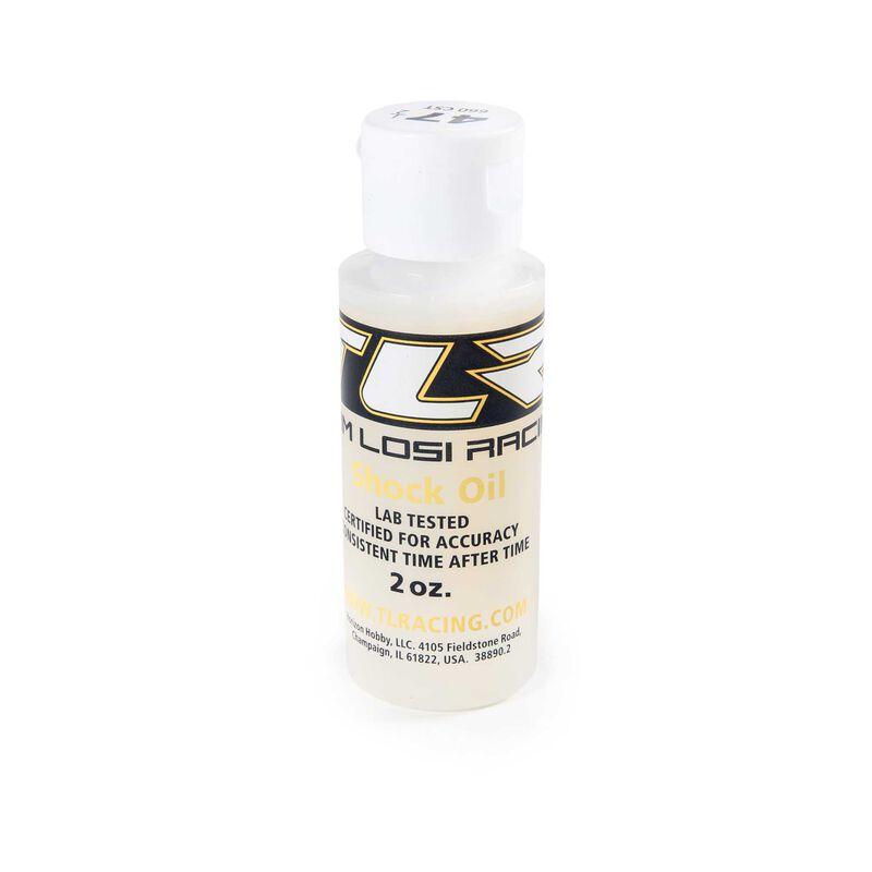 Silicone Shock Oil 47.5wt 2oz