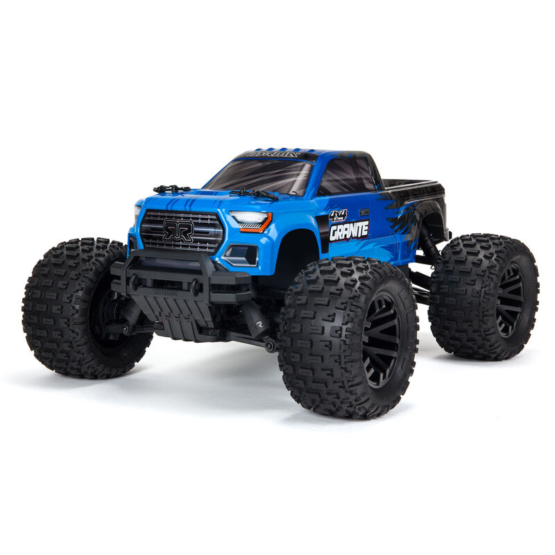 1/10 GRANITE 4X4 MEGA Brushed Monster Truck RTR (International)