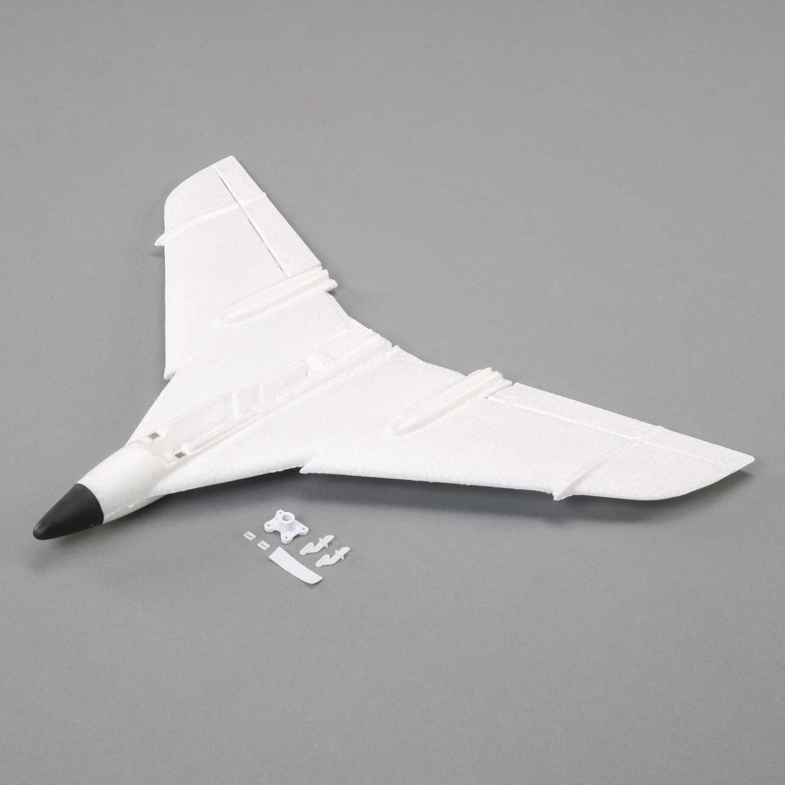 Painted Fuselage: UMX F-27