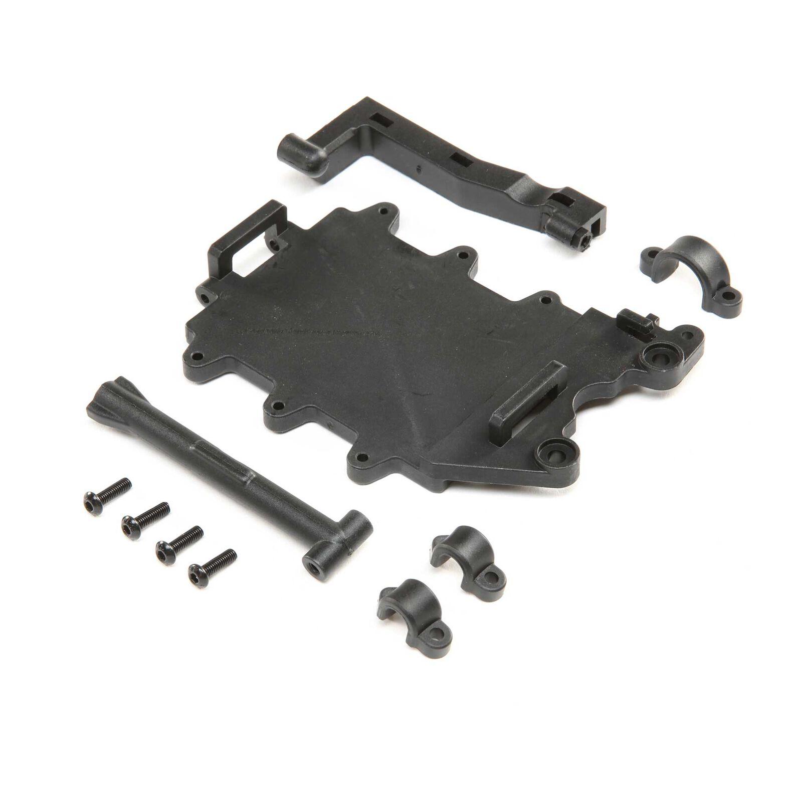 ESC Mounting Plate: DBXL-E 2.0