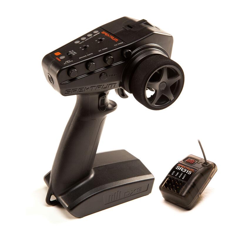 DX3 Smart 3-Channel Transmitter with SR315 Receiver