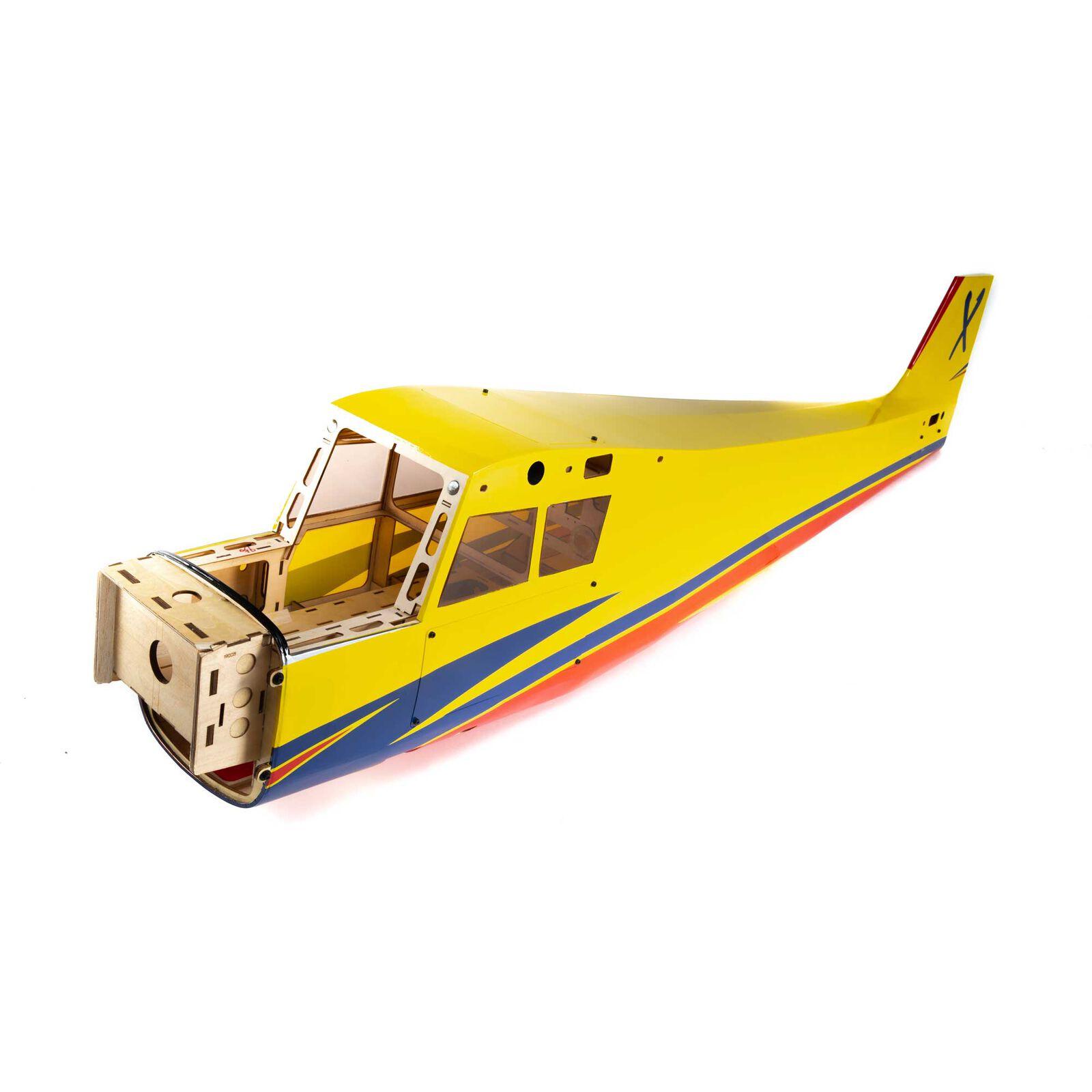 Fuselage: Timber 110 30-50cc