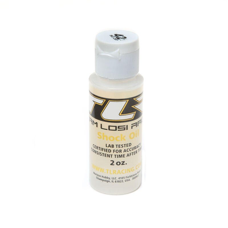 Silicone Shock Oil, 42.5wt, 2oz