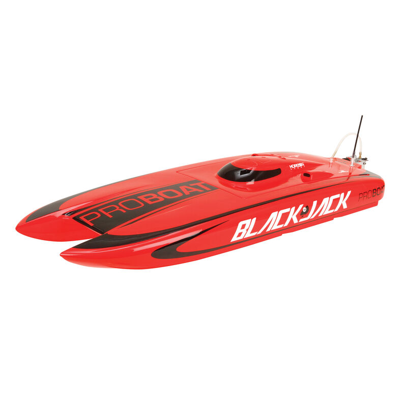 Blackjack 29-inch Catamaran Brushless V2: RTR
