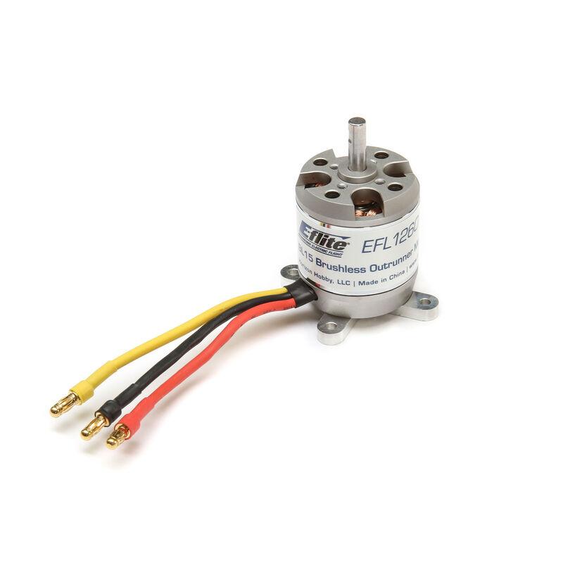 BL 15 Outrunner: 1260 kV