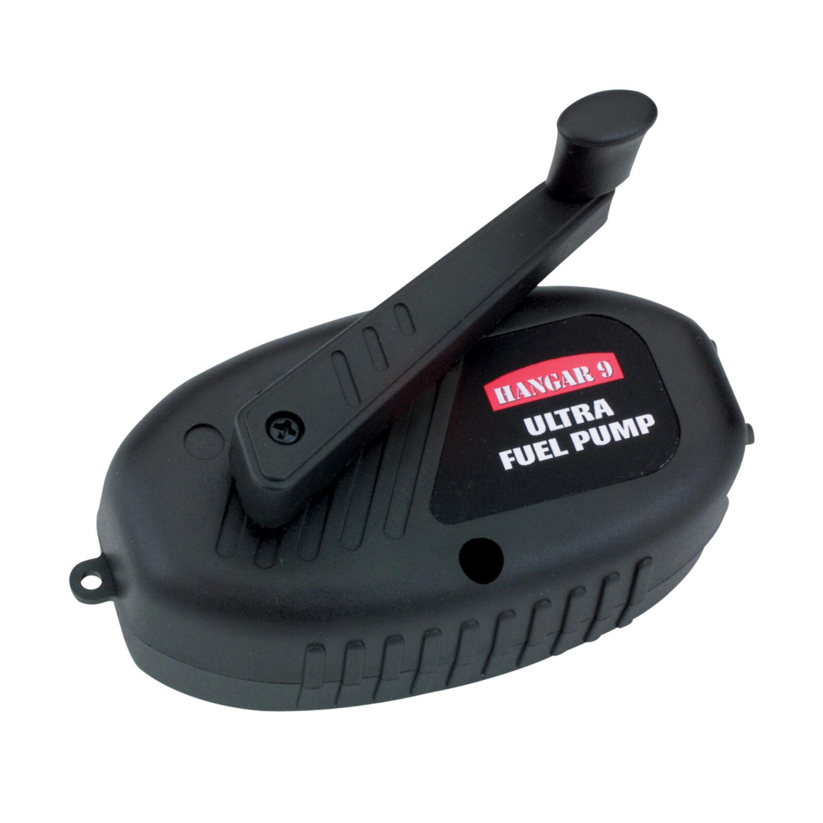Pompe à carburant manuelle (Glow et Essence)