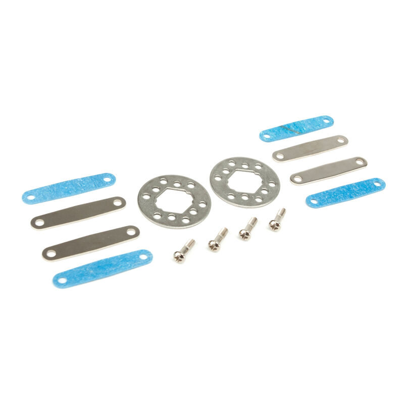 ECX 1/8th Buggy -Set de disque/machoires et garnitures de freins