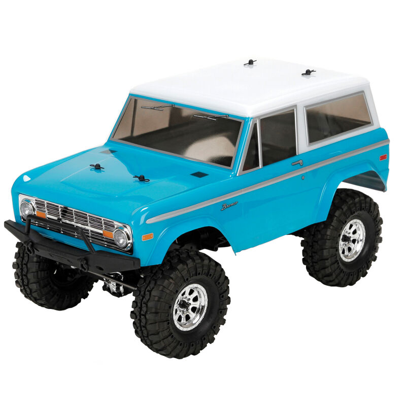 1/10 1972 Ford Bronco 4x4 Ascender RTR INT