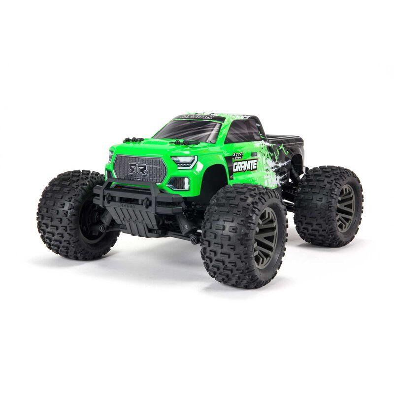 1/10 GRANITE 4X4 3S BLX Brushless Monster Truck RTR