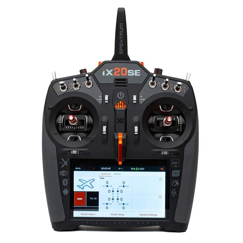 iX20 20-Channel Special Edition Transmitter, International