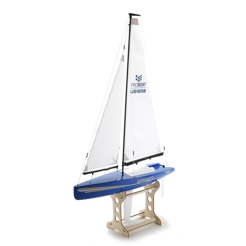 """Westward 18"""" Sailboat V2: RTR"""