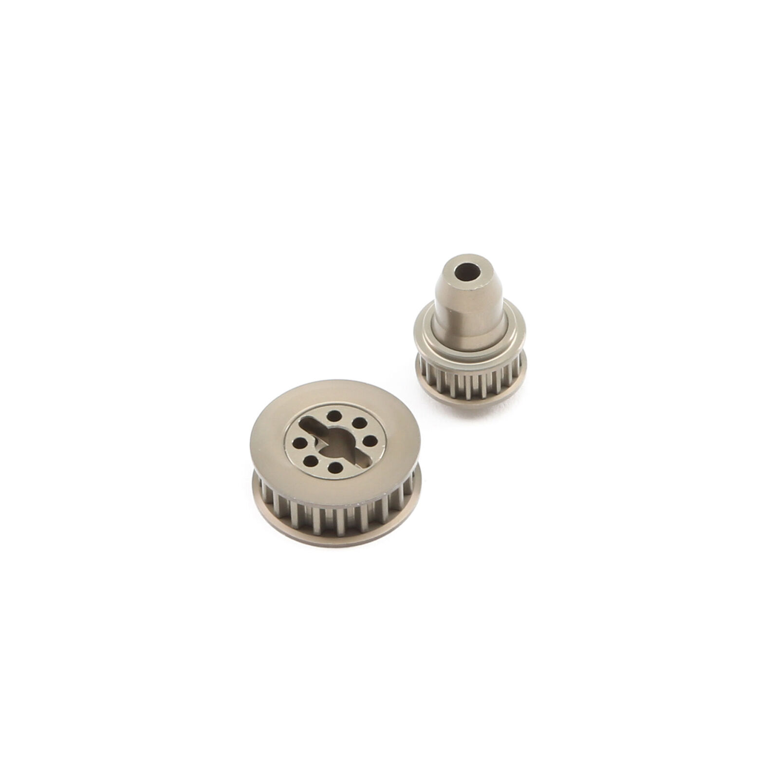 Aluminum Pulley Set: 22-4 2.0
