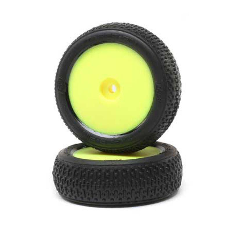 Taper Pin FR Mounted Yellow (2): Mini-B