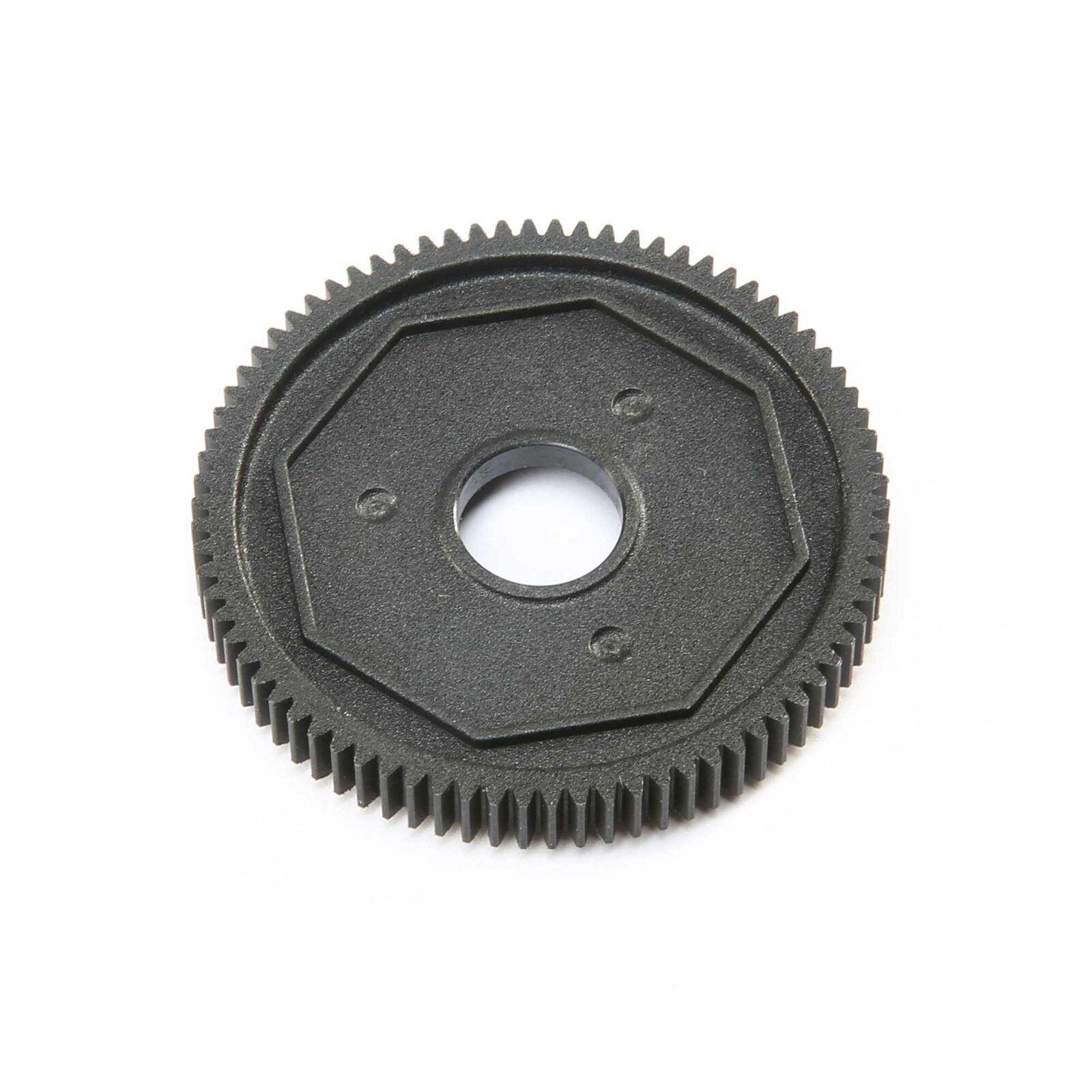 78T Spur Gear Slipper: 22X-4