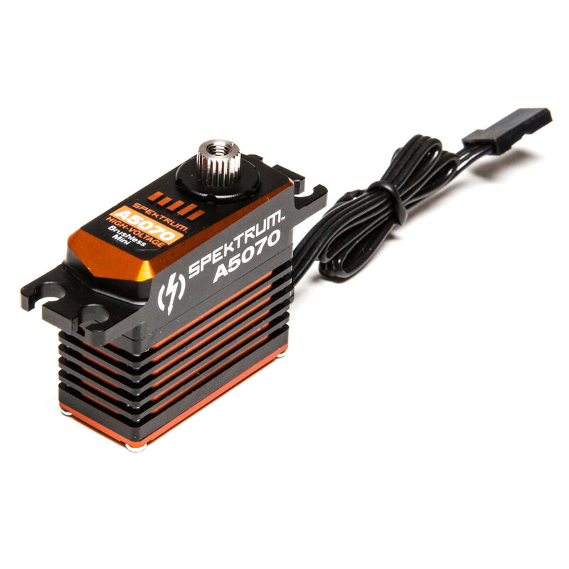 A5070 Mini Digital HV High Torque High-Speed Brushless Metal Gear Aircraft Servo