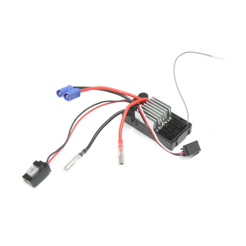 ESC Receiver 2.4GHz WP V4  1 10