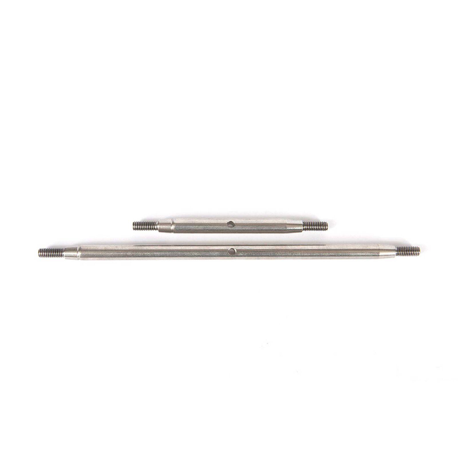 Steering Links, Stainless Steel: Capra 1.9 UTB