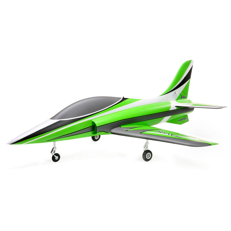 HAVOC Xe 80mm EDF Sport Jet PNP, 1041mm