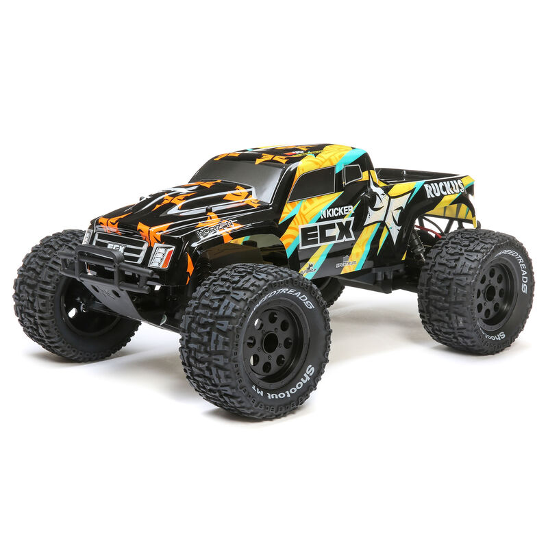 1/10 Ruckus 2WD Monster Truck Brushed RTR