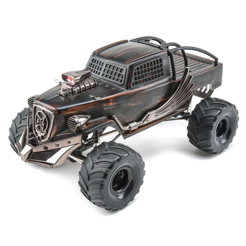 1.9 4WD Barrage Doomsday BD  RTR Int