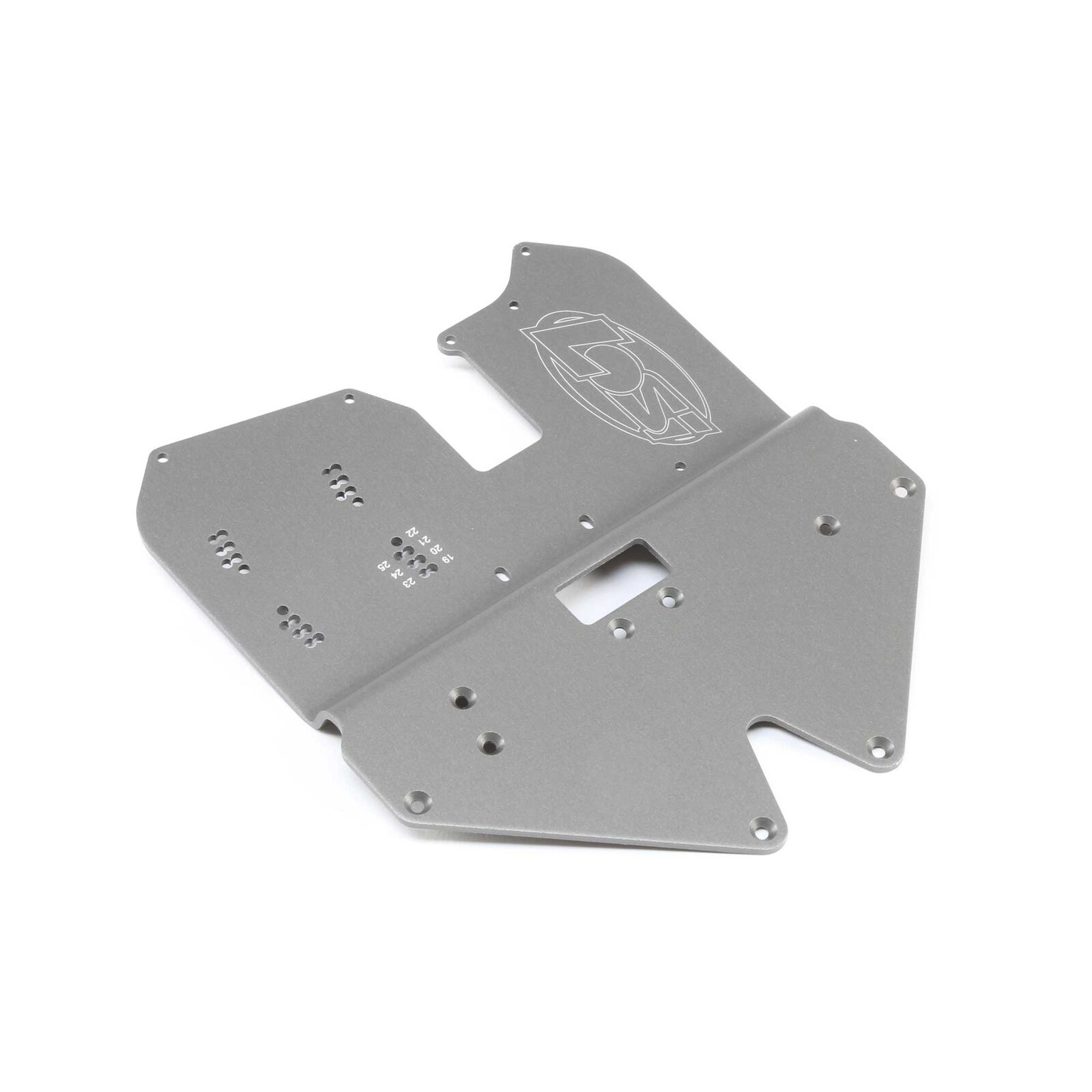 Mid Plate Chassis: LST 3XL-E