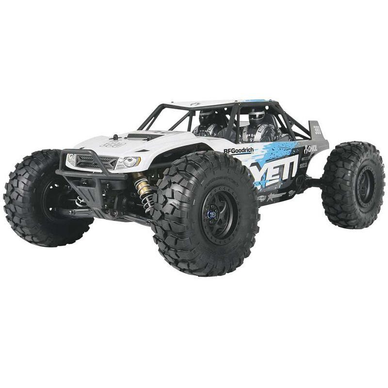 1/10 Yeti 4WD Rock Racer Brushless RTR